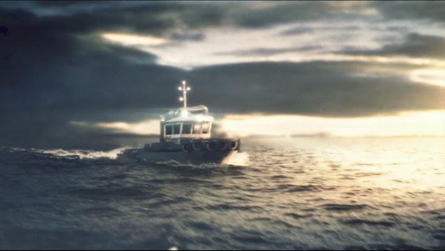 バイオハザード リベレーションズ2  バリーが乗ってきた船