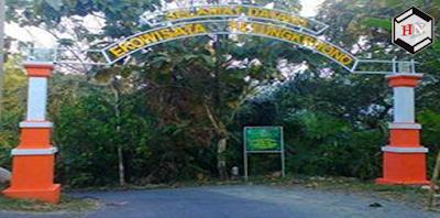 Kawasan wisata petungkriyono