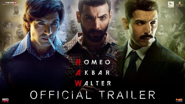 Romeo Akbar Walter Movie Download