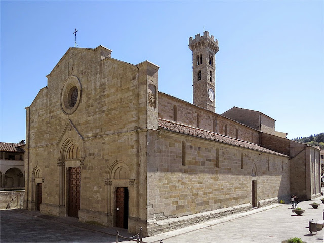 Cattedrale di San Romolo, Fiesole Cathedral, Fiesole, Florence