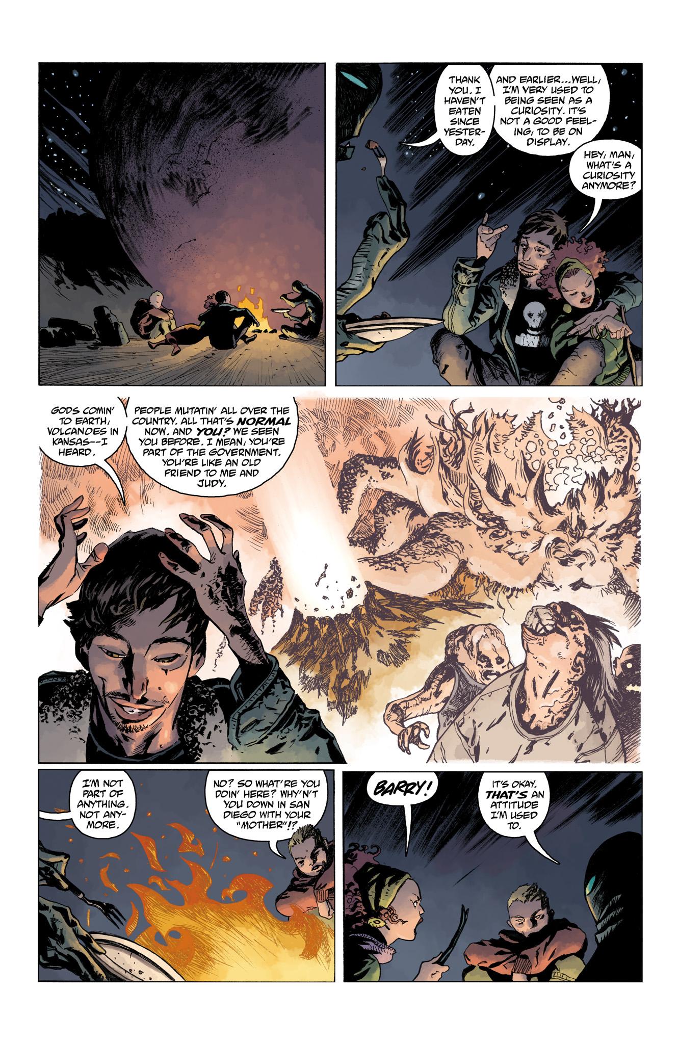 Read online Abe Sapien comic -  Issue #4 - 14