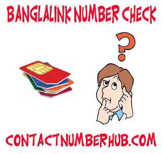 Banglalink Number Check