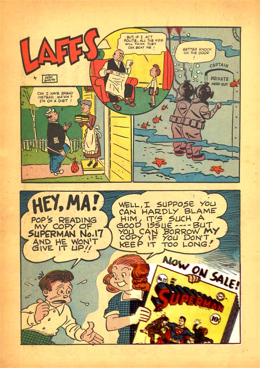 Read online Action Comics (1938) comic -  Issue #50 - 24