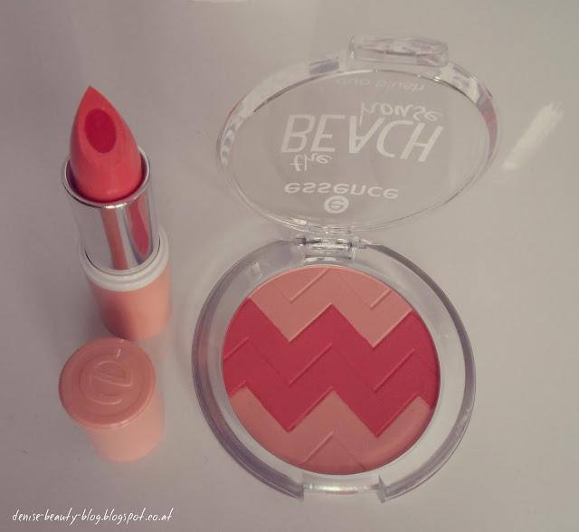 Lippenstift und Rouge
