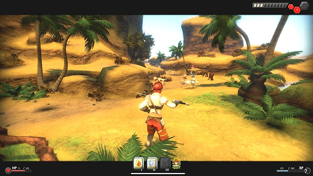 Developer Description : Divinia Chronicles: Relics of Gan-Ti is a  single-player, classic-style Action-RPG. With influences ranging from  Ocarina of Time to ...