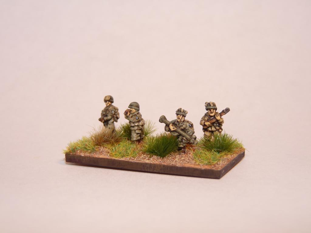 1st place: US Paras in Normandy, by BH62 - wins £20 Pendraken credit