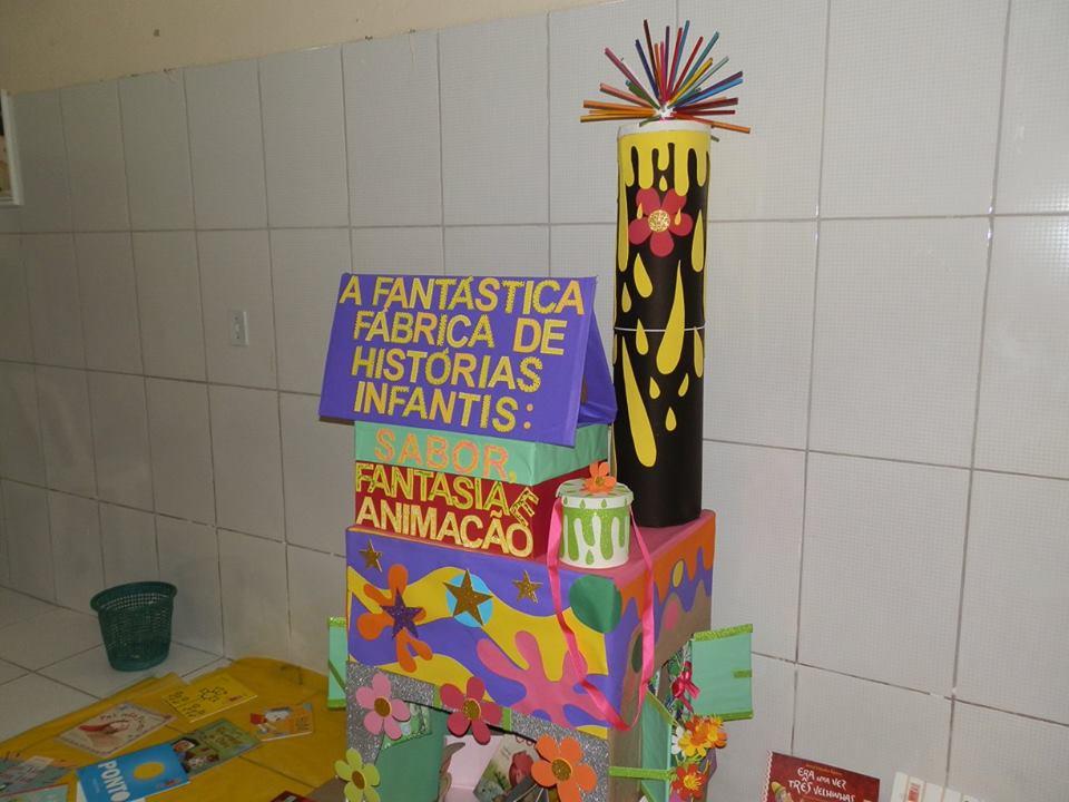 No Mundo Da Educação Infantil Projeto De Leitura