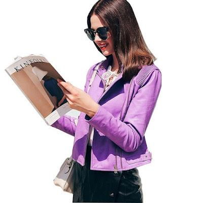 jaket import wanita terbaru