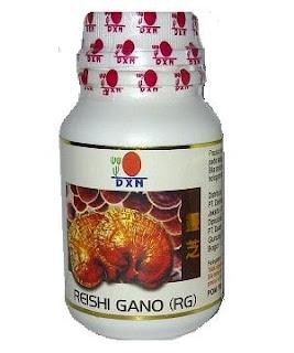 Agen RG-GL DXN, Reishi Gano (RG),Ganocelium
