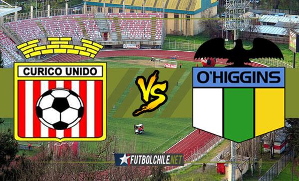 Curicó Unido vs O´Higgins - 17:00 h - Campeonato Transición - 10/12/17
