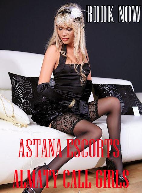 Almaty escorts. Astana escort girls.