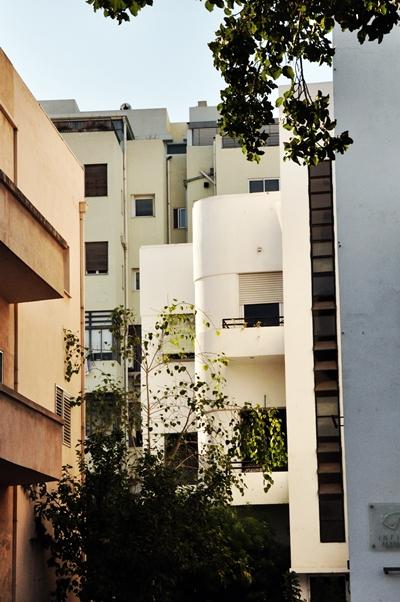 Tel Aviv Architektur