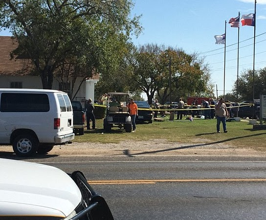 At least 20 people shot as gunman opens fires during church service n Texas