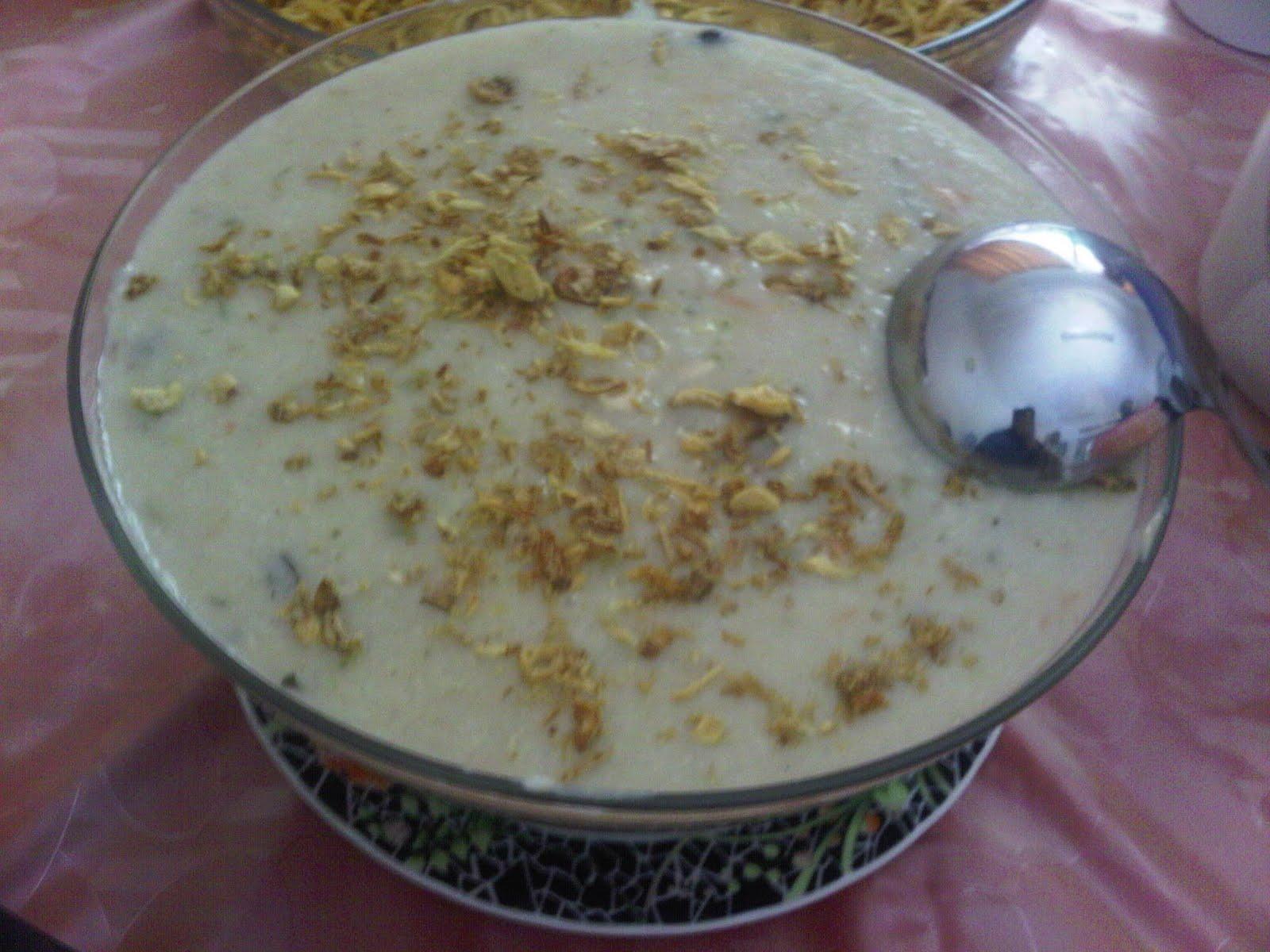 Bubur Kanji Merupakan Kuliner Khas Aceh Pada Bulan Suci Ramadahan Travellink Indonesia
