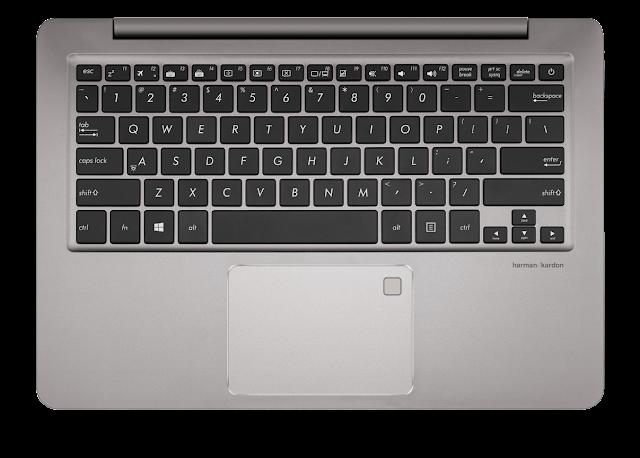 Papan keyboard elegan dan nyaman