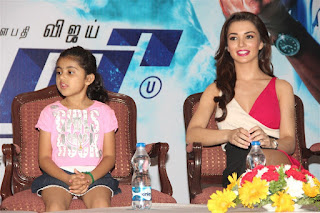 Theri Tamil Movie Press Meet Pictures  0031