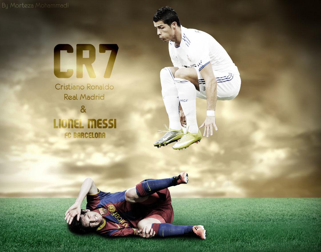 Foto Lucu Cronaldo Dan Messi Terlengkap Display Picture Unik