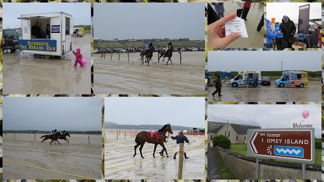 Weekend in Connemara - Horse Racing on Omey Island
