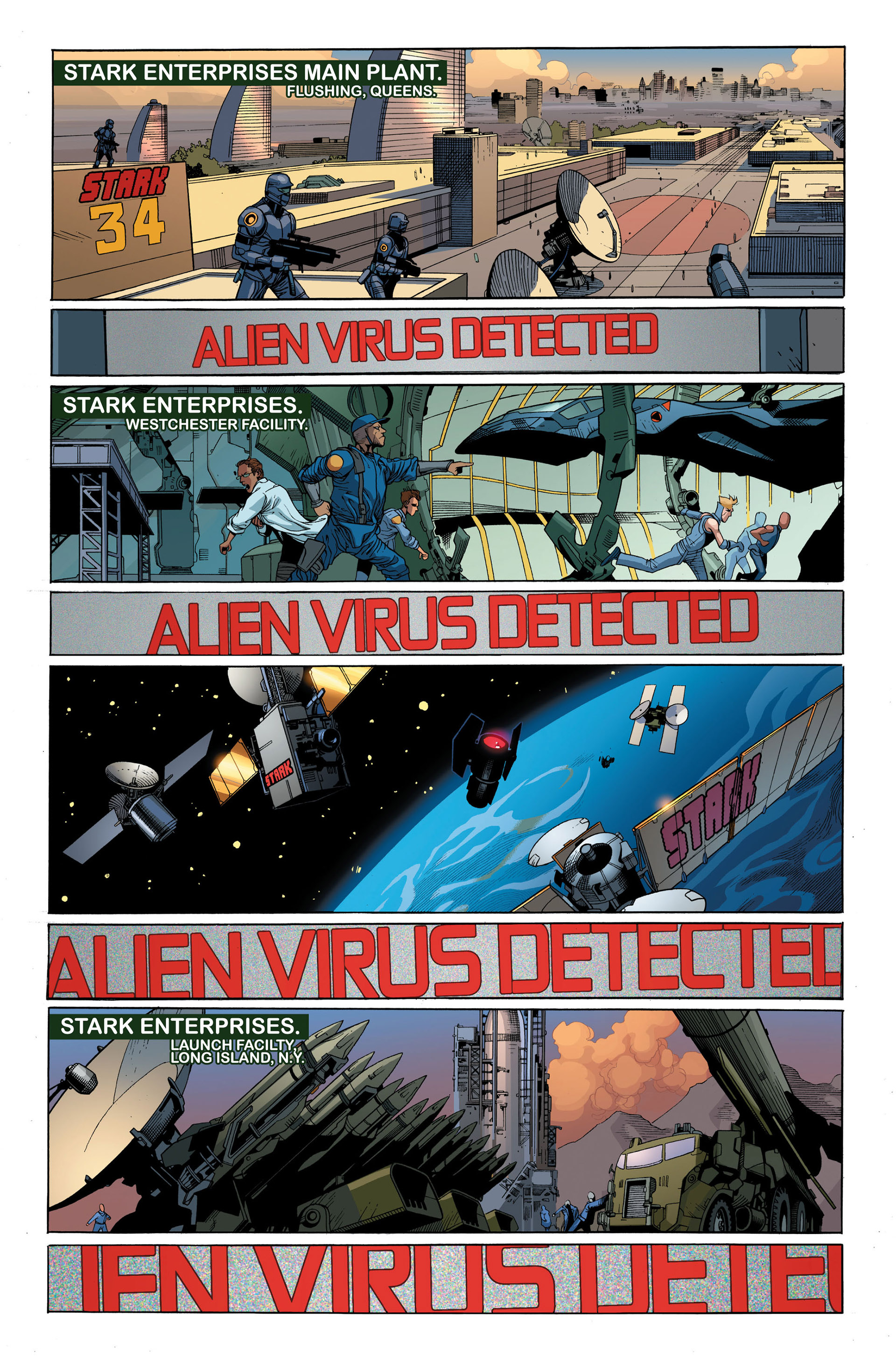Read online Secret Invasion comic -  Issue #1 - 23
