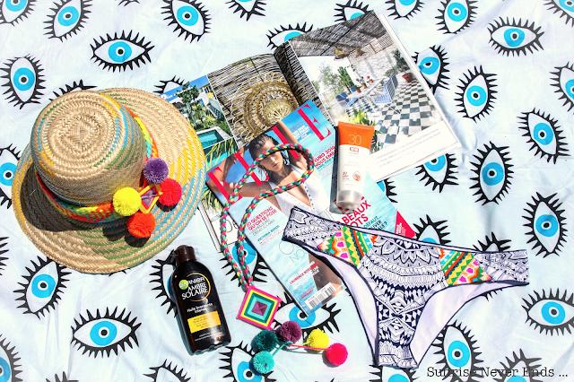 bali towel,ripcurl,my bikini,bikini,drap de plage,ambre solaire,eqlove,yosuzi,chapeau wayuu,elle,coté sud,aix en provence,honoré déco