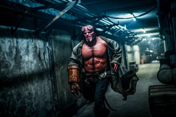 Hellboy: Film Review