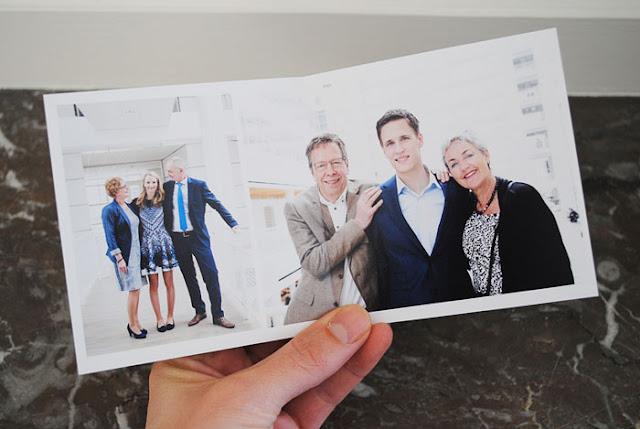 fotoboekje geregistreerd partnerschap