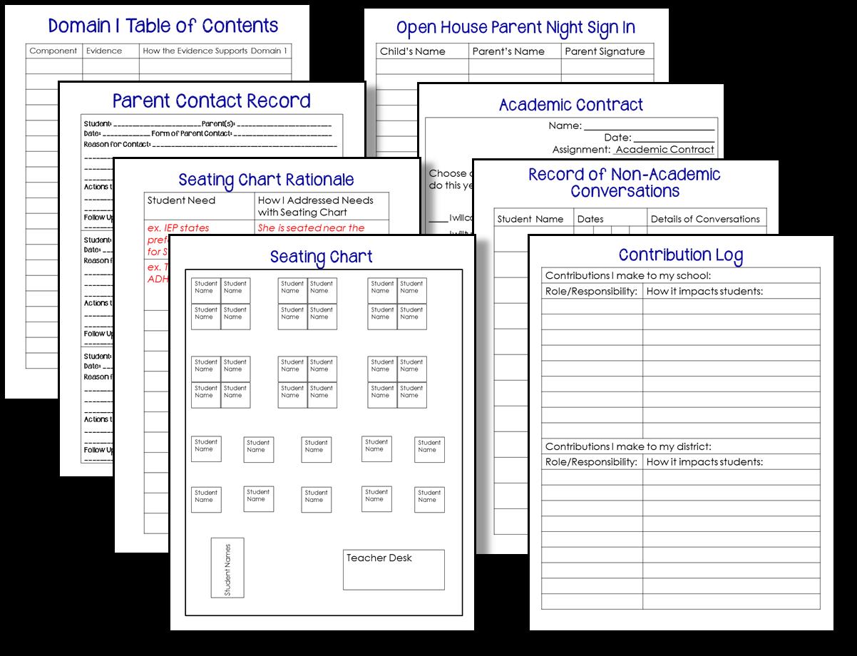 Teacher Evaluation Systems