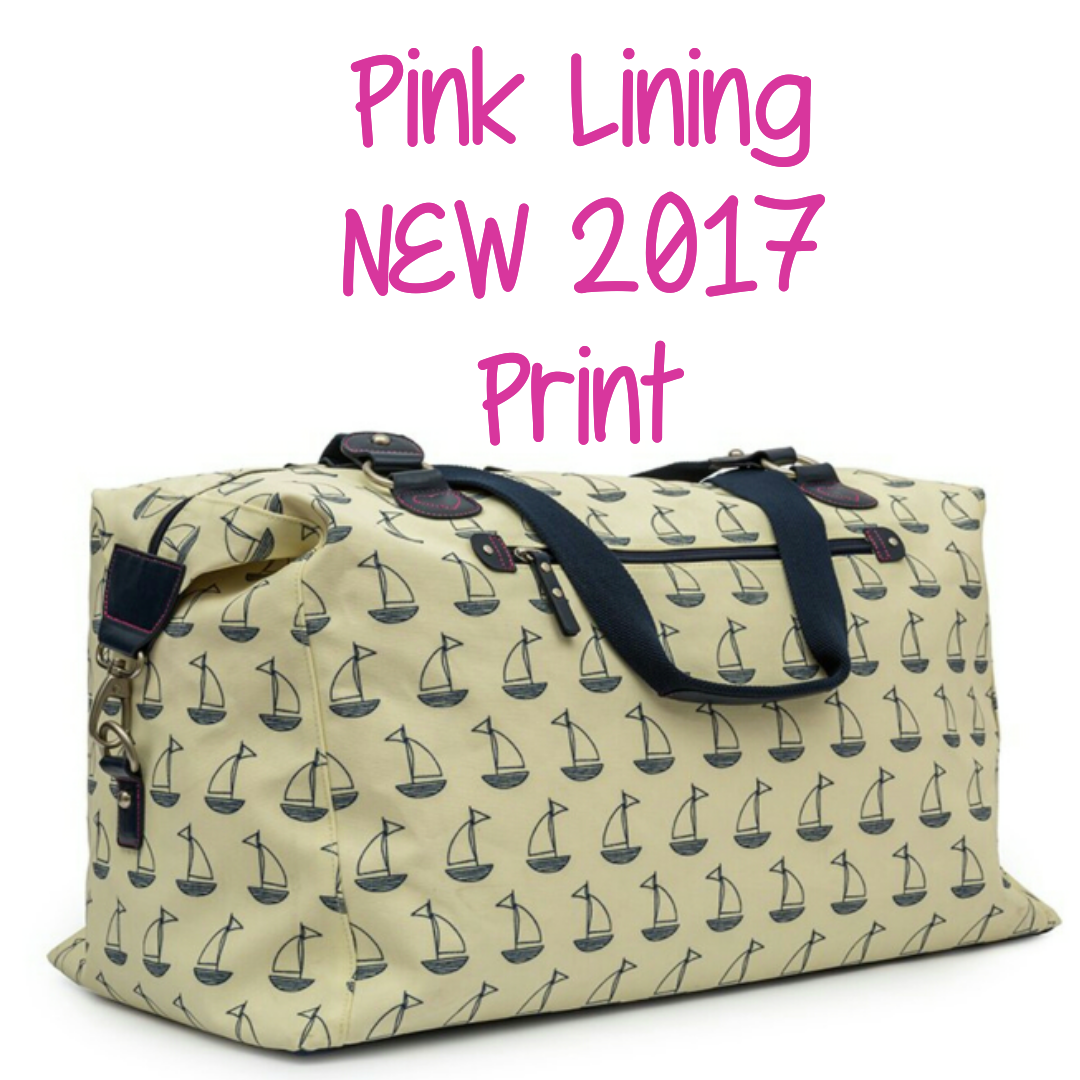 80fa7c717e The first baby changing bag that i bought was a Pink Lining yummy mummy bag  with blue bows. I've always found the Pink Lining designs so beautiful but  most ...
