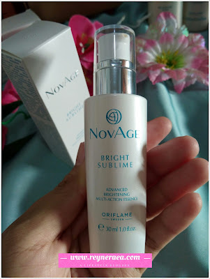 NovAge Bright Sublime Advanced Brigthening Multi-action Essence (code : 32805)