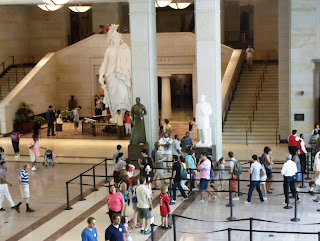 US Capitol Visitor's Center