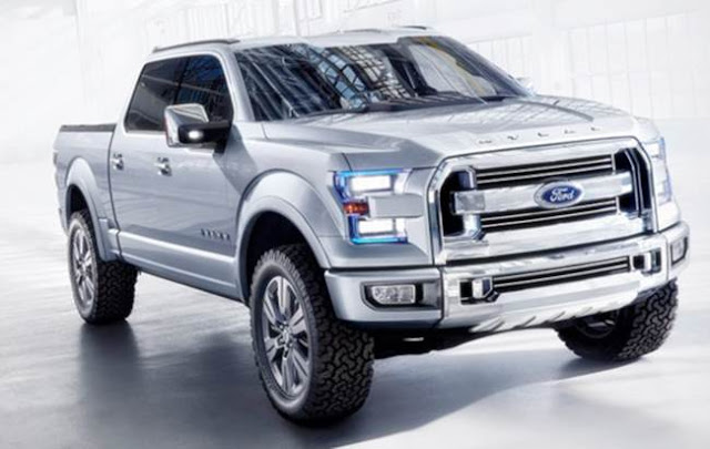 2017 Ford Atlas Redesign