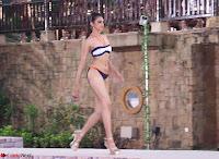 Esha Gupta Judging a Reality Show Bikini Contest ~  Exlusive 006.jpeg