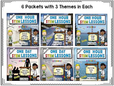 https://www.teacherspayteachers.com/Product/Mostly-One-Hour-STEM-Lessons-BUNDLE-For-Kindergarten-2688203