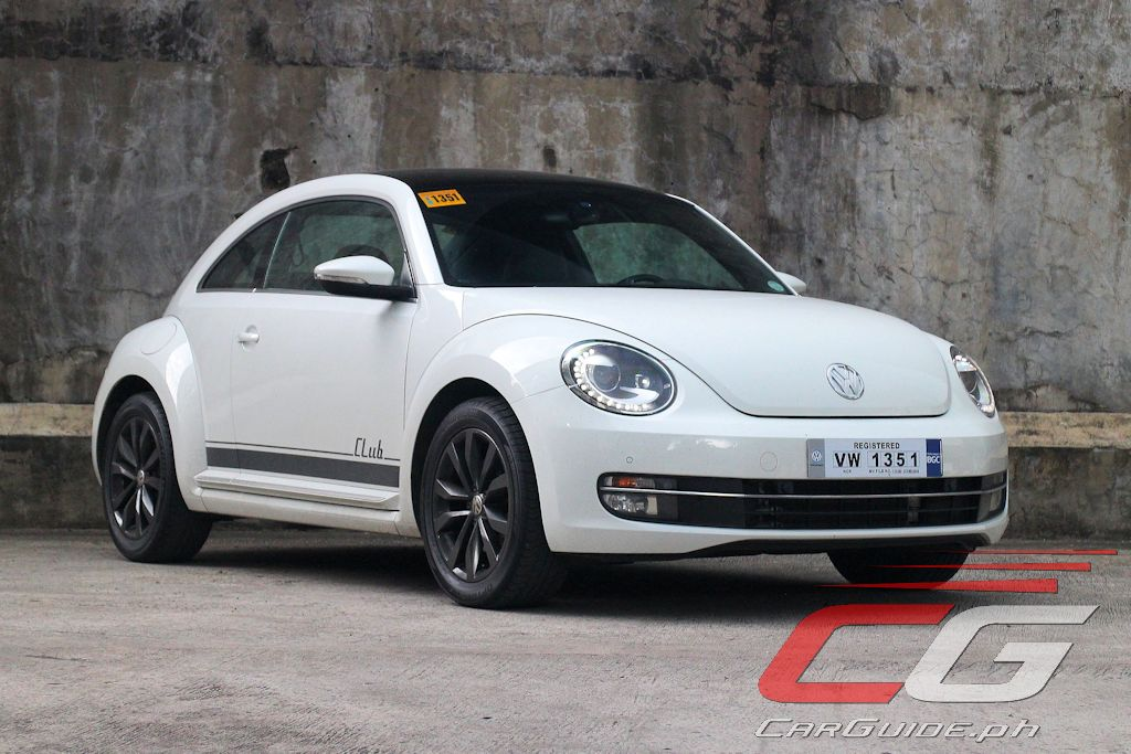 Originally Reviewed Back In 2017 Volkswagen Philippines Has Come Up With A Kitted Version Of Their Iconic Retro Mobile Named The Beetle Club Edition