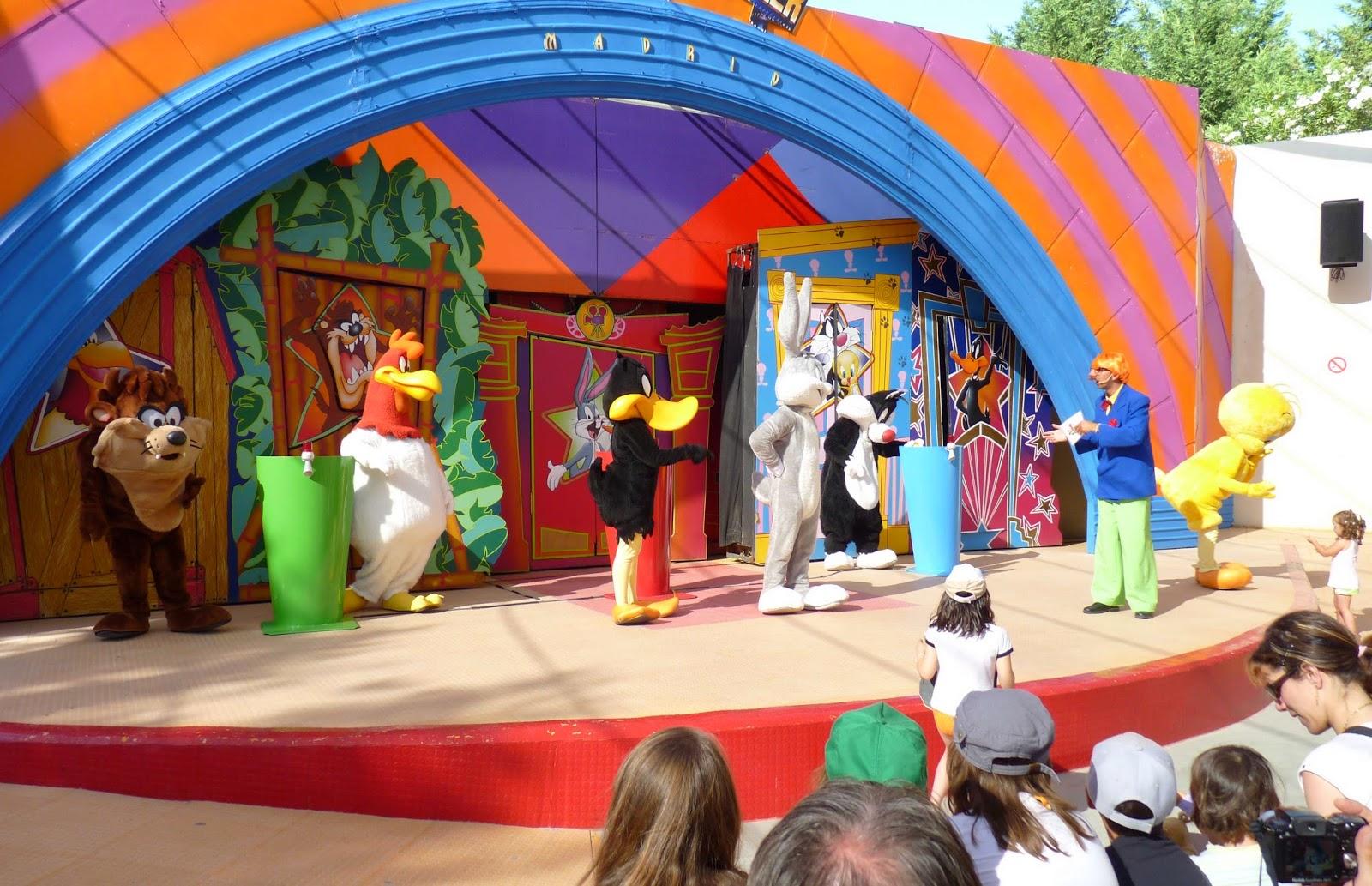 Teatro de los Looney Tunes.
