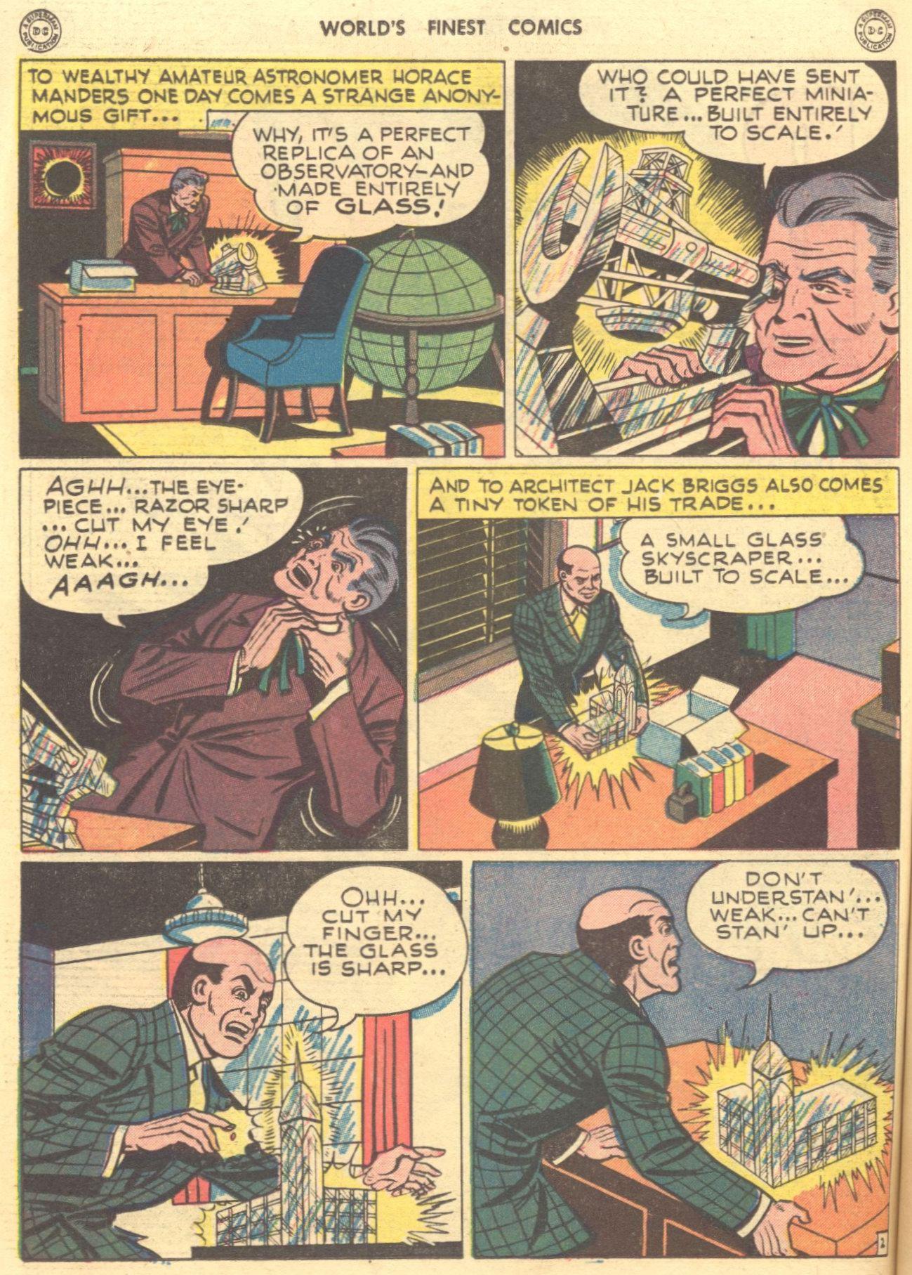 Read online World's Finest Comics comic -  Issue #28 - 61