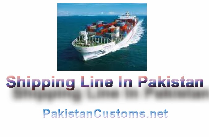 Shipping-Line-In-Pakistan