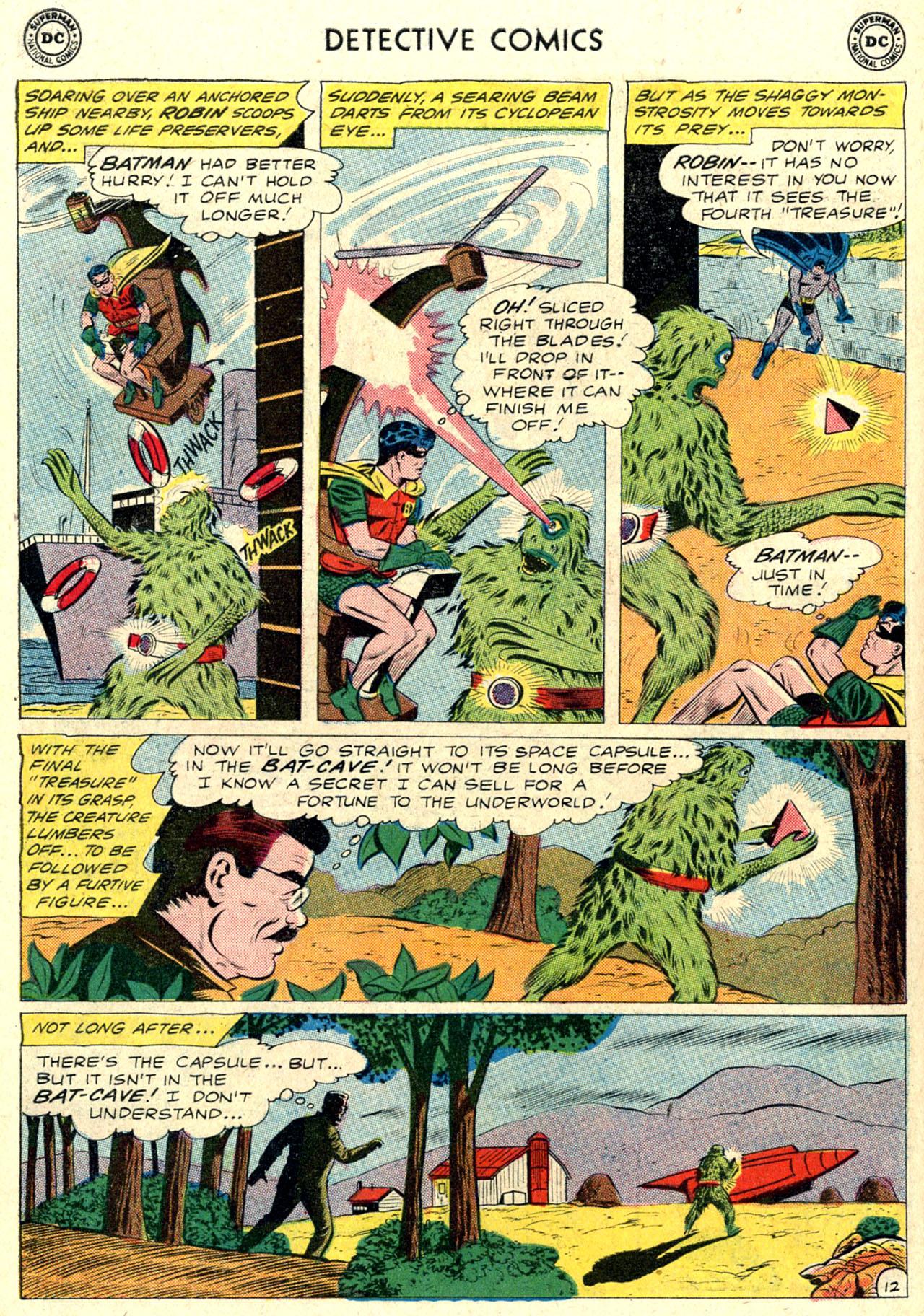 Detective Comics (1937) 291 Page 13