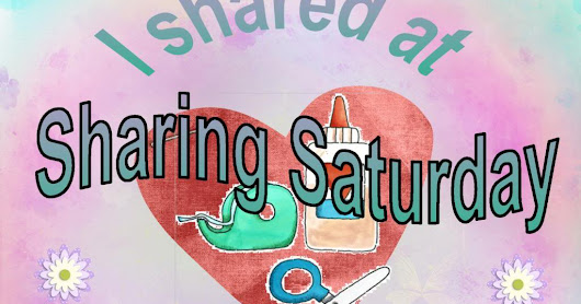 Sharing Saturday 18-1