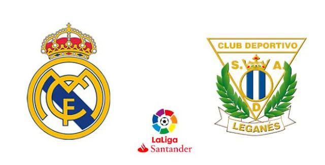 Real Madrid 4 - 1 Leganes