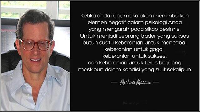 michael marcus kata bijak