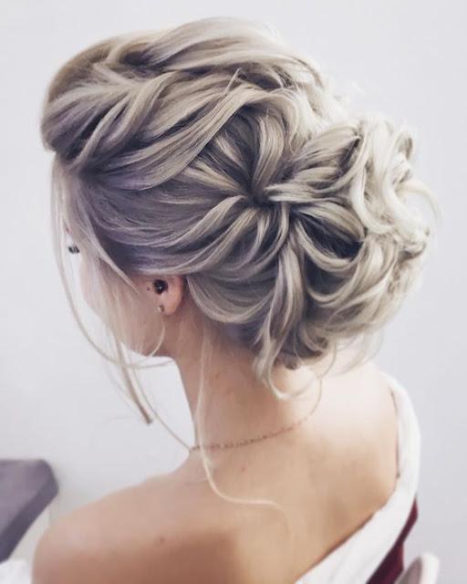 updo-grey-white-wedding-hairstyle
