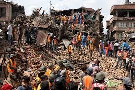 नेपाल मे भूकंप और मानवीय दृष्टि ----!