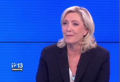 Marine Le Pen sur France 3: Loi Travail, Antifas, Brexit, violences de l'Euro2016, Présidentielle 2017 dans Culture marine%2Ble%2Bpen%2Bfrance3%2B12%2B06%2B2016