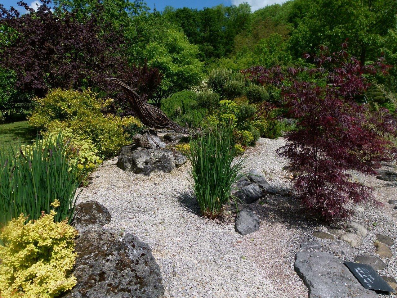 Le blog de parcs et jardins de l 39 oise visite pjo du for Jardin 93