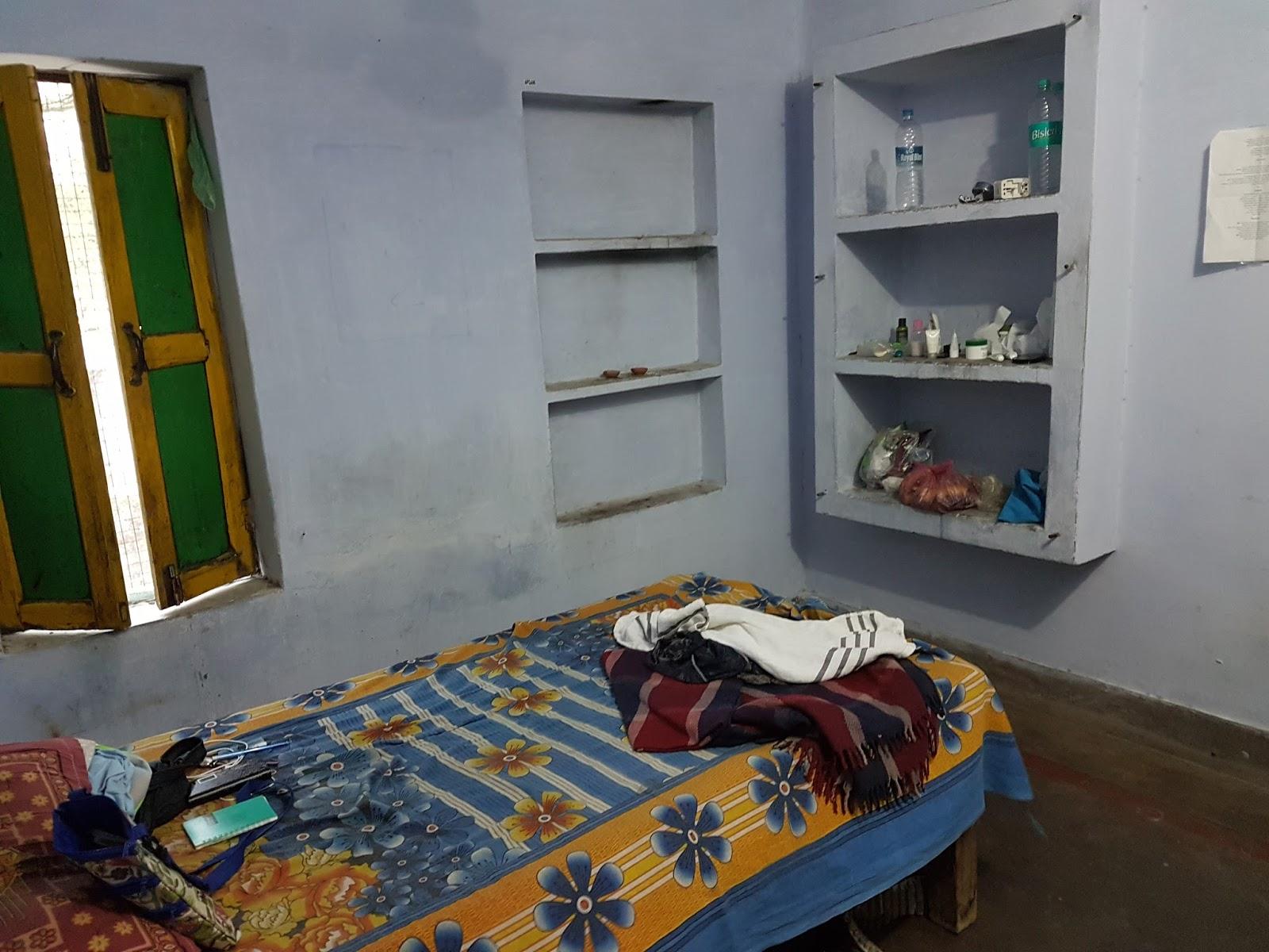 Staying in an ashram Rishikesh India - Ummi Goes Where?