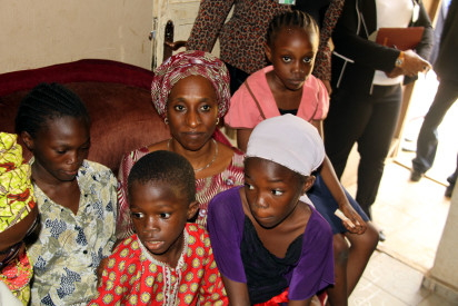 dolapo osinbajo visits family of murdered preacher