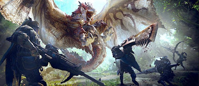 魔物獵人: 世界 Monster Hunter: World, Capcom
