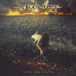 "Το τραγούδι των Negacy ""Scattered Life"" από το album ""Escape from Paradise"""