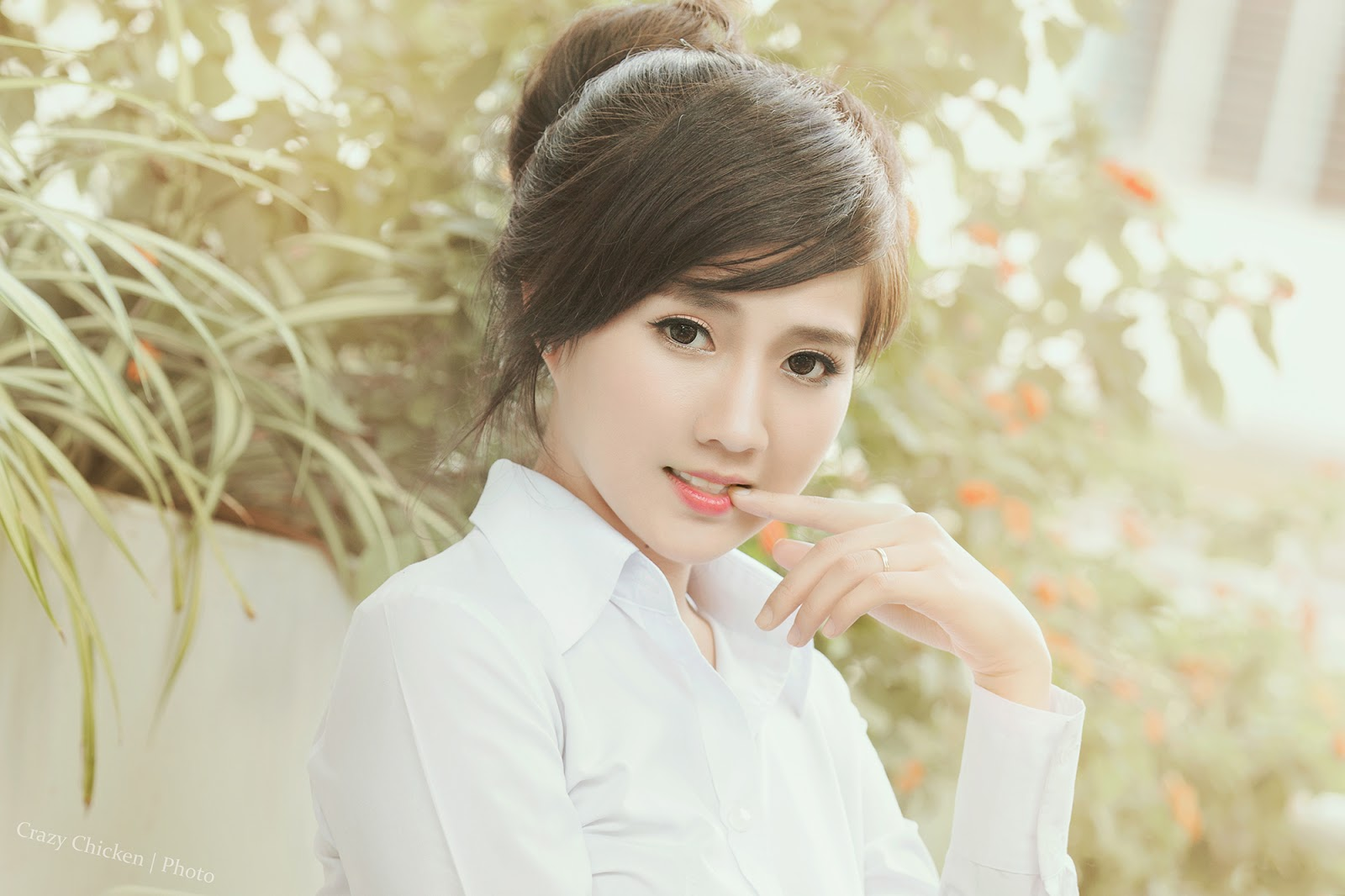 Nguyen Hoang Kieu Trinh Hot Pic